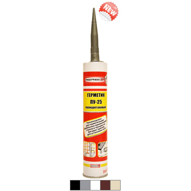 Герметик Рабберфлекс ПУ-25 (Rubberflex PU-25)